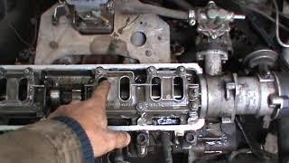 Причина необычного стука двигателя в районе 2000 оборотов