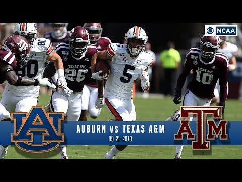Auburn Sports - #8 Auburn- 28 #17 Texas A&M- 20 | Recap & Highlights