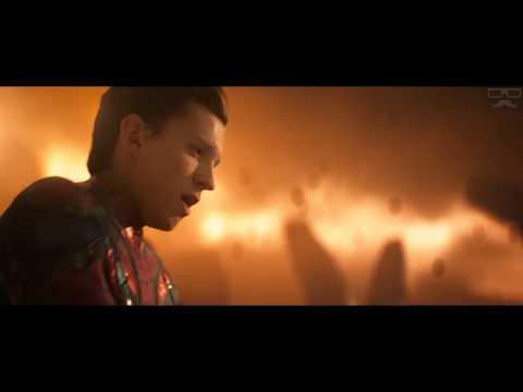 Spider-Man (Iron Spider)  [XxxTentacion - Before I Close My Eyes]
