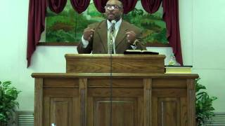 "Bro David M. Tillman Jr. ""Canceling The Criticism Of The Critics"" PT I"
