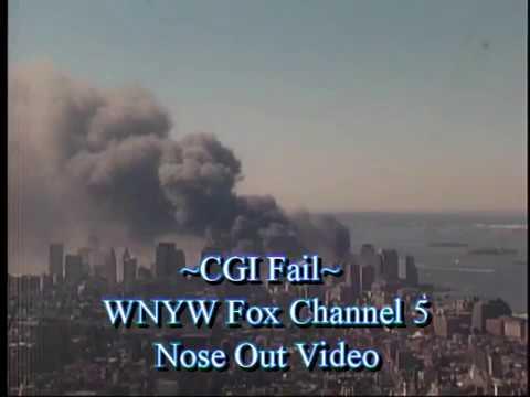 WNYW TV Fox Channel 5 CGI Fail