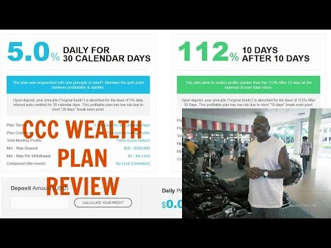 CCC Wealth Plan Review Bobbie Dix