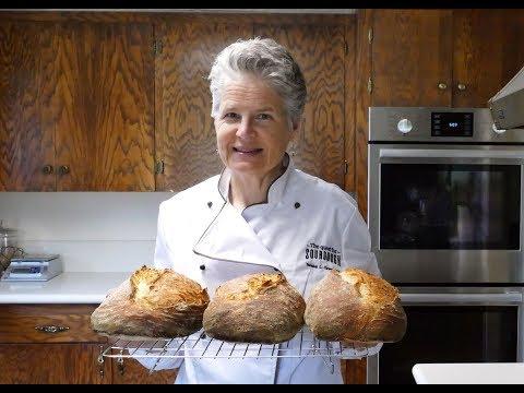 Sourdough Bread Baking Exploration Online Course - 동영상