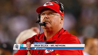 NFL Network's Brian Billick on His Relationship With Andy Reid | The Rich Eisen Show | 1/22/20