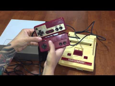 Comparación Nintendo NES