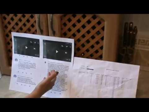 ШОК! Угрозы за правду! Видео о браке фасадов МДФ в Пятигорске  Изготовитель Петрова Л.В