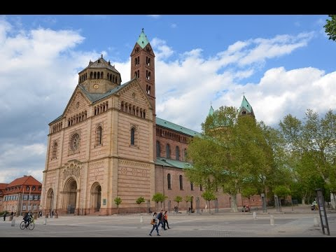 Speyer, Germany - Rhine Rhapsody - April 28, 2015