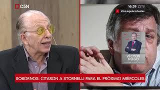 Causa sobornos: El fiscal Bidone fue citado a indagatoria