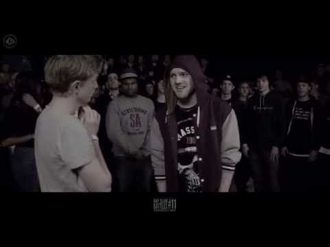 Rap Slam Battles #11: Mikkel Norup vs. Simon Klar @ Kulturhuset, Indre By