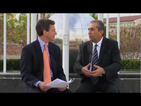 Chapman Business Report: Is 2012 the Turn-Around Year for Economy?