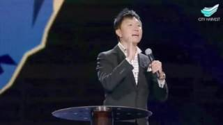 Rev Dr Kong Hee : The Power of Confession Part 1
