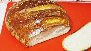 Домашний хлеб на молоке. Как приготовить хлеб в домашних условиях.