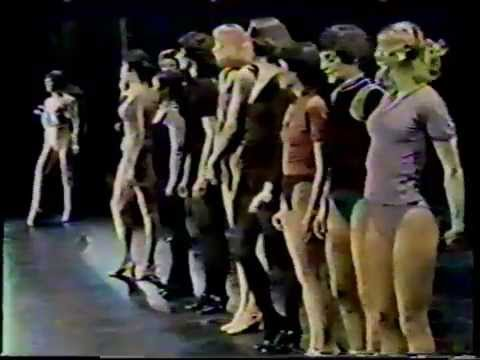 A Chorus Line 1976 Tony Awards