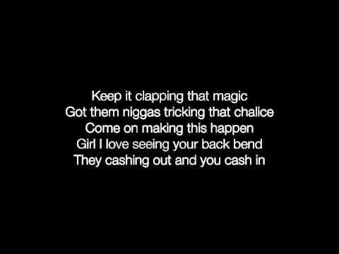 August Alsina - Get Ya Money feat. Fabolous lyrics