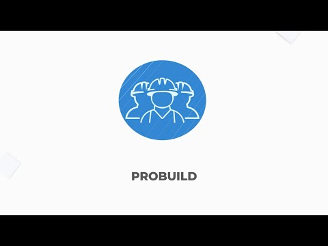 Probuild: The all-in-one app for contractors