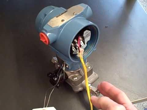 Rosemount 3095 multivariable Fieldbus transmitter