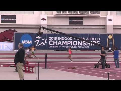 2015 NCAA Indoor Track & Field Championships Day 2