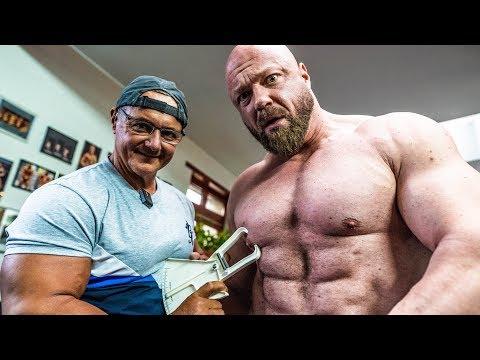 download 135kg Bodybuilder Formcheck!