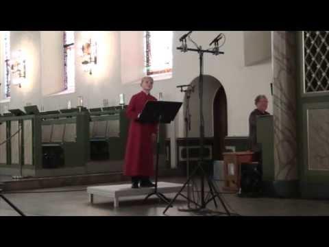 Arias by Bach, Händel and Mendelssohn | boy soprano Aksel Rykkvin (11y) & Kåre Nordstoga (organ)