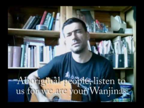Amadeo - Wanjinas' Call (to Aboriginal people for reconciliation)