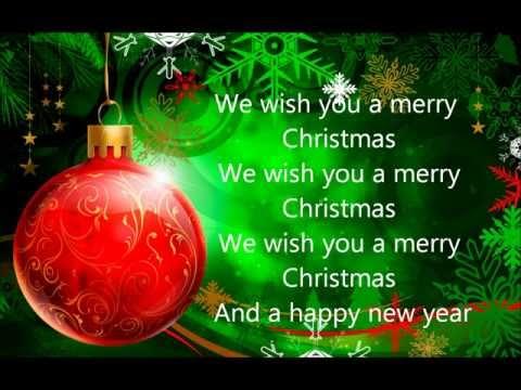 Enya - We Wish You A Merry Christmas Lyrics