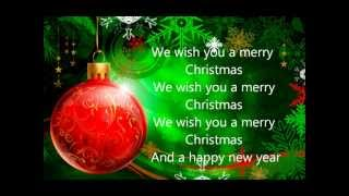 Enya - We Wish You A Merry Christmas Lyrics