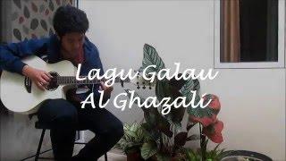 Video (Al Ghazali) Lagu Galau - Hafidz Naufal (Nathan Fingerstyle Cover) download MP3, 3GP, MP4, WEBM, AVI, FLV Maret 2018