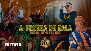 Lenny Tavarez X Jeeiph X Ele A El Dominio - A Prueba De Bala