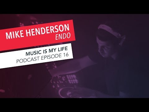 DJ Mike Henderson (ENDO) Interview | Music Is My Life Podcast Episode 16 | Berklee Online