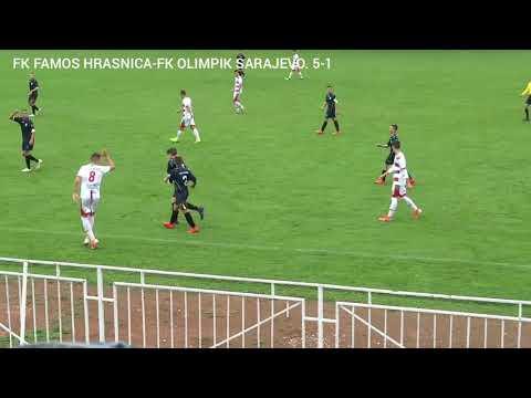 FK FAMOS HRASNICA-FK OLIMPIK SARAJEVO 1-5