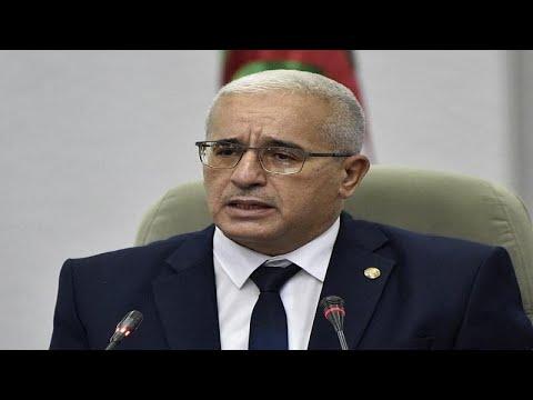 Algeria's new parliament takes office