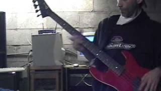 Kajagoogoo - TOO SHY - bass cover