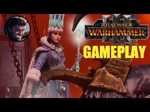 Total War: Warhammer 3 Battle for The Brass Citadel