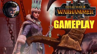 Total War: Warhammer 3 Battle for The Brass Citadel