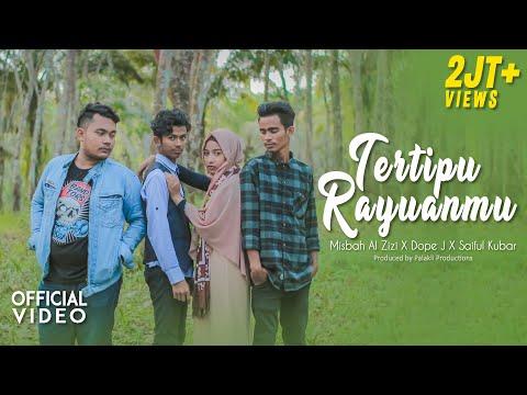 Misbah Al Zizi feat Dope J, Saiful Kubar - Tertipu Rayuanmu [OFFICIAL VIDEO] #PALAKLIPRODUCTIONS