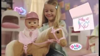 Игрушка BABY born Лошадка (интеракт.) Interactive Horse- Детки Тойс интернет магазин игрушек(, 2013-07-29T08:20:27.000Z)