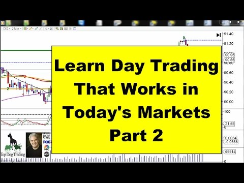 Learn Day Trading Strategies That Work in Today's Markets, Part 2