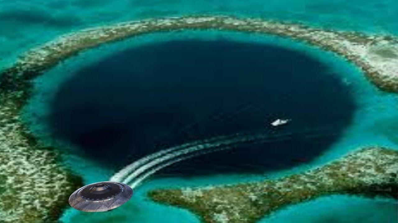 ฐานลึกลับใต้มหาสมุทรของต่างดาวเชื่อมโยงกับฐานทัพAUTECบนเกาะแอนดรอสของสหรัฐ?