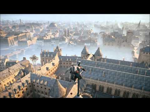 Assassin's Creed Unity: Eagle strike Sivert - Jumping off the Palais de Justice