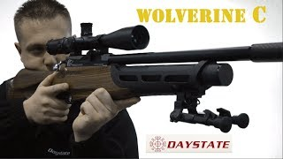 SHOOTING SHOW - Daystate Wolverine C - 10 Shot Air Gun(http://www.thegungearshow.co.uk - For all the latest in the world of air guns and air rifles. Links to buy and sell, + manufacturers, Daystar, FX Airguns, Weihrauch, ..., 2014-02-14T21:14:50.000Z)