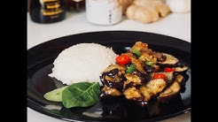 Chinese Eggplant & Kiinalainen munakoiso