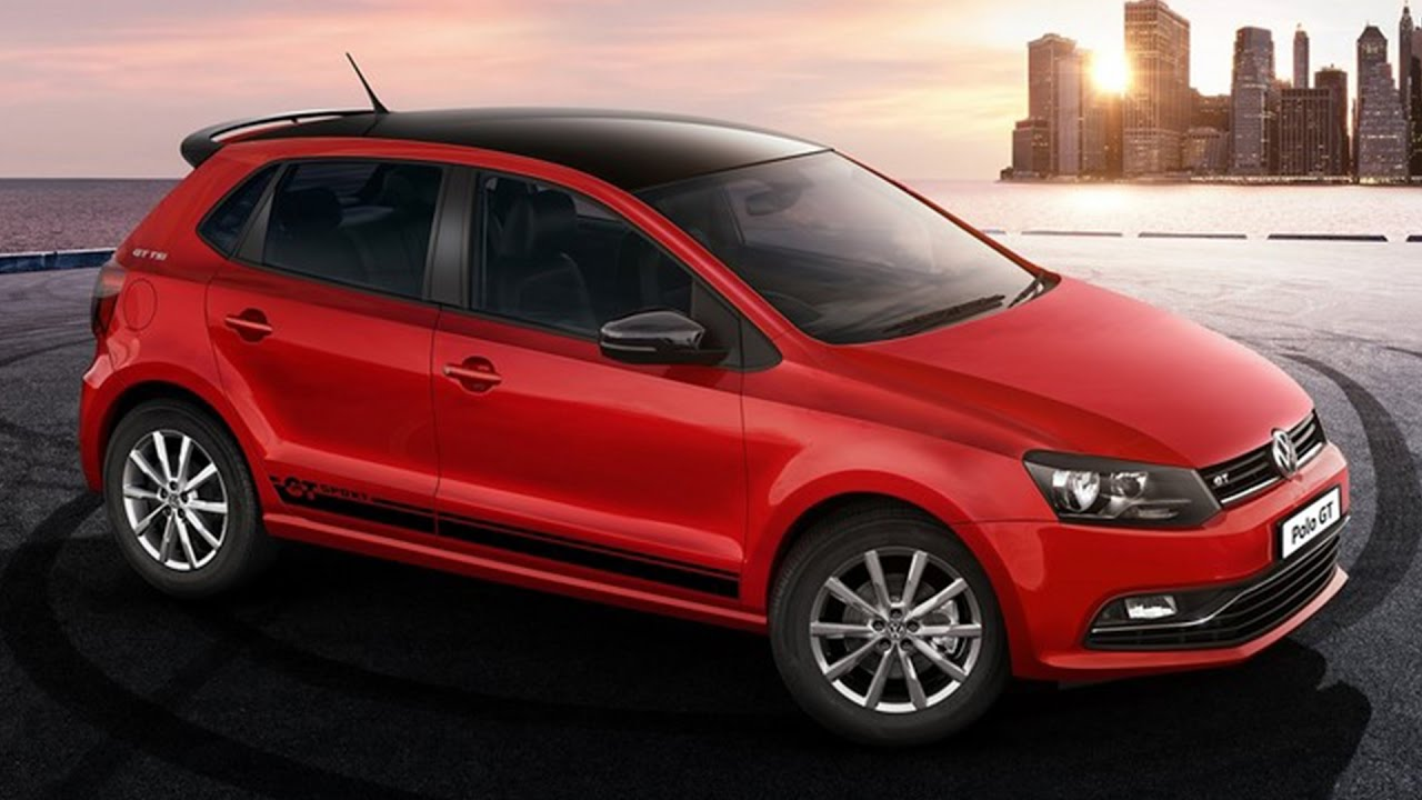 2017 volkswagen polo gt sport edition launched youtube. Black Bedroom Furniture Sets. Home Design Ideas