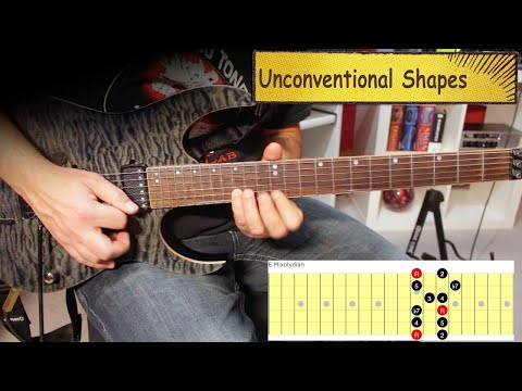 Little Known Pentatonic Modal Trick
