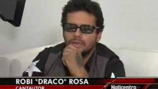 Draco entrevista WEPA TV 08 oct 2009