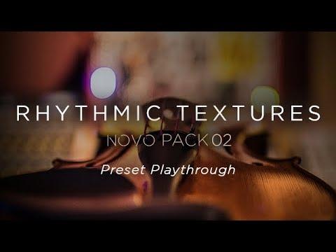 Heavyocity - Rhythmic Textures - Preset Playthrough