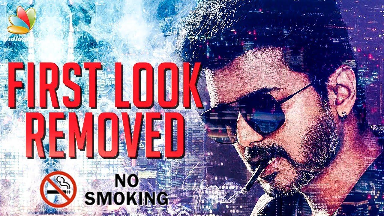 BREAKING : Vijay Deleted His Sarkar Poster