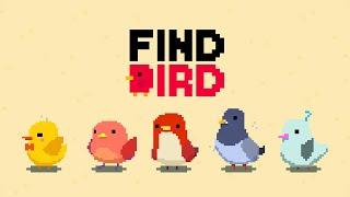 Найти птицу