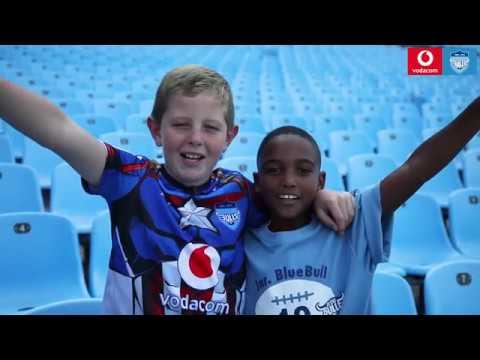 Hendre & Roscil Loftus Versfeld Stadium Tour with the Vodacom Bulls