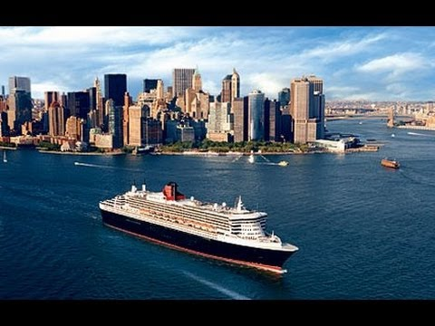 Queen Mary 2 Atlantic Crossing: Burt Wolf Travels & Traditions (#1201)
