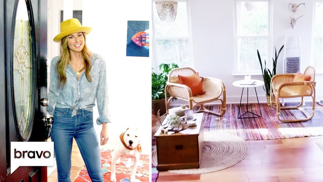 Chelsea Meissner Shows Off Her Renovated Ranch House In Charleston Southern Charm Bravo Youtube